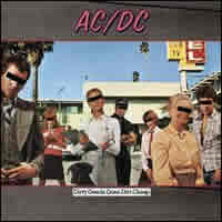 Dirty Deeds Done Dirt Cheap by AC/DC