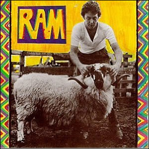 Ram by Paul & Linda McCartney