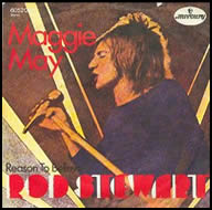 Maggie May single