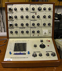 VCS-3 Synthesizer