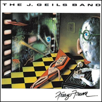 Freeze Frame by The J. Geils Band