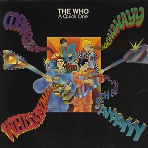A Quick One by The Who