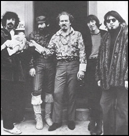 The Mothers of Invention in 1966