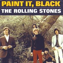 Paint It Black by Rolling Stones