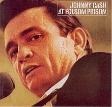 Live at Folsom Prison by Johnny Cash